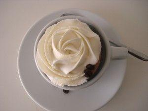 cupcake de nata