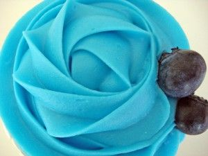 Cupcake_arándanos