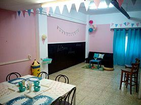 Fiestas de cumpleaños en Santa Coloma de Gramenet