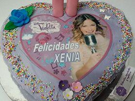 Tartas de cumpleaños en Santa Coloma de Gramenet
